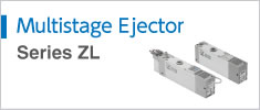 Multistage Ejector ZL Series