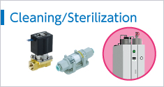 Cleaning ⁄ Sterilization