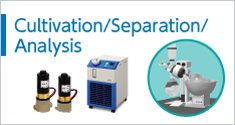 Cultivation ⁄ Separation ⁄ Analysis