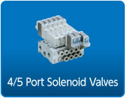 4⁄5 Port Solenoid Valves