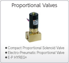 Proportional Valves