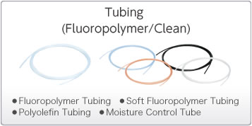 Tubing(Fluoropolymer/Clean)