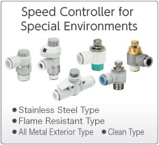 Speed Controllers Special Environments