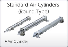 Standard Air Cylinders (Round Type)