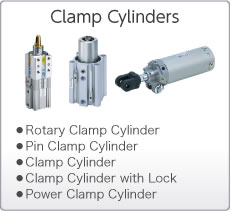 Clamp Cylinders
