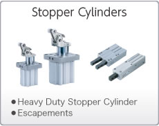 Stopper Cylinders
