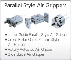 Parallel Type Air Grippers