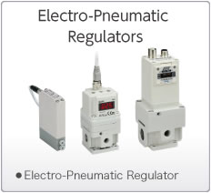 Electro-Pneumatic Regulators