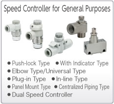 Speed Controllers for General Purposes