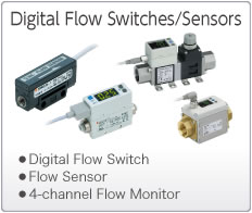 Electronic Flow Switches/Sensors