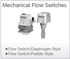 Mechanical Flow Switches