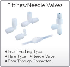 Fittings/Needle Valves