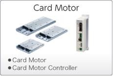 Card Motor