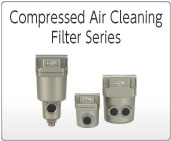 Compressed Air Cleaning Filter Series