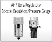 Air Filters/Regulators/Booster Regulators/Pressure Gauge