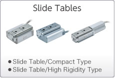 Slide Tables
