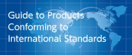 Guide to Products Conforming to International Standards