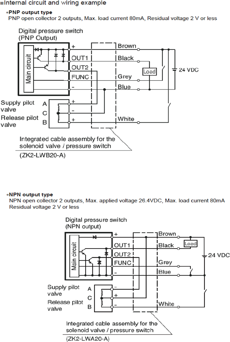smc solenoid valve wiring diagram   33 wiring diagram