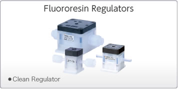Fluororesin Regulators