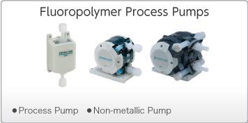 Fluoropolymer Process Pumps