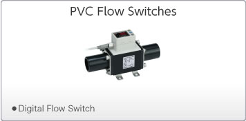 PVC Flow Switches