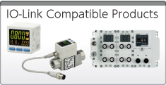 IO-Link Compatible Products