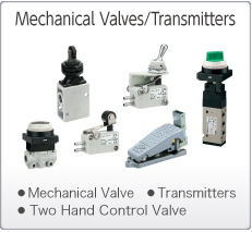 Mechanical Valves/Transmitters
