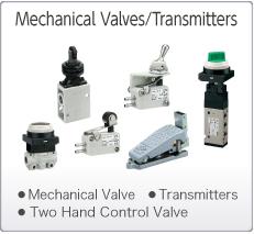 Mechanical Valves/Transmitters