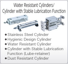 Environment Resistant Cylinders