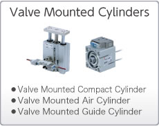 Valve Mounted Air Cylinders
