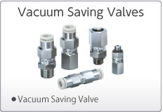 Vacuum Saving Valves