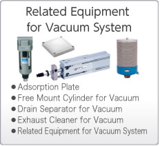 Related Equipment for Vacuum Systems