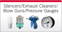 Silencers/Exhaust Cleaners/Blow Guns/Pressure Gauges