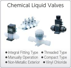 Chemical Liquid Valves