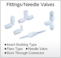 Fittings/Needle Valves