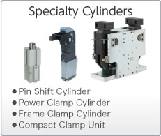Specialty Cylinders