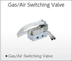 Gas/Air Switching Valve